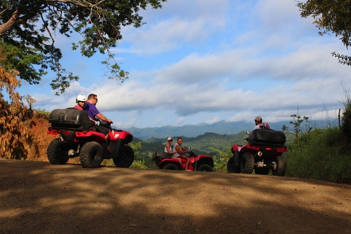 atv tour rental samara costa rica info center adventure 10