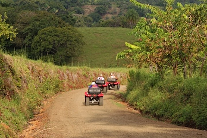 atv tour rental samara costa rica info center adventure 11