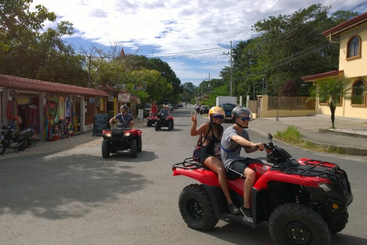 atv tour rental samara costa rica info center adventure 19