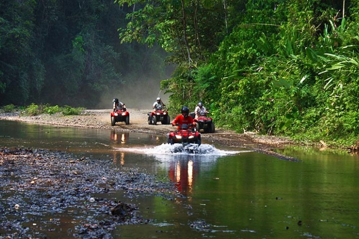 atv tour rental samara costa rica info center adventure 4