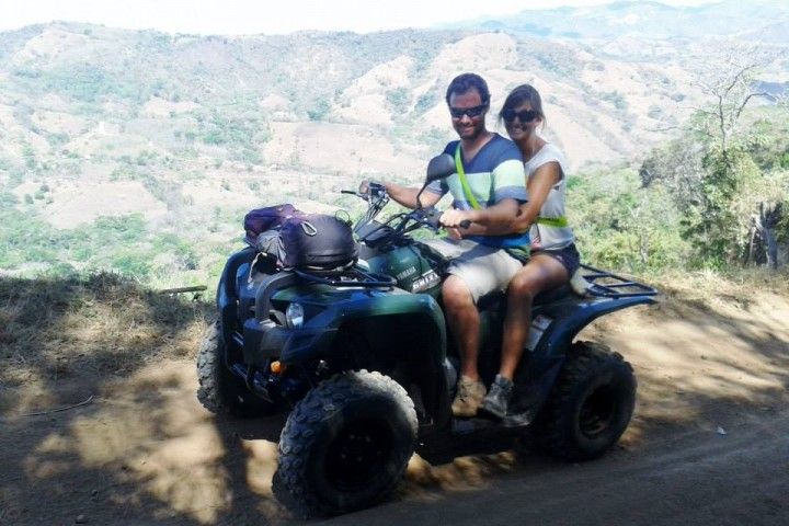 atv tour rental samara costa rica info center adventure 5