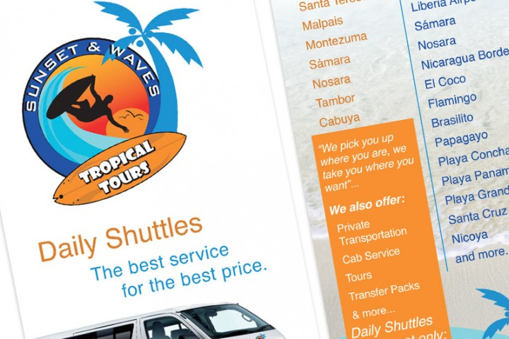 tropical tours shuttles montezuma costa rica info center 2
