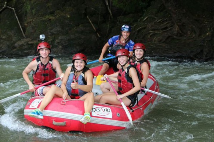 white water rafting costa rica samara arenal 1 day info center 10