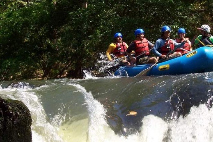 white water rafting costa rica samara arenal 1 day info center 11