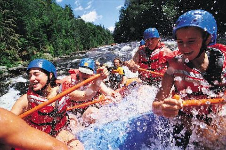 white water rafting costa rica samara arenal 1 day info center 2