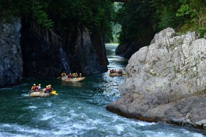 white water rafting costa rica samara arenal 1 day info center 3