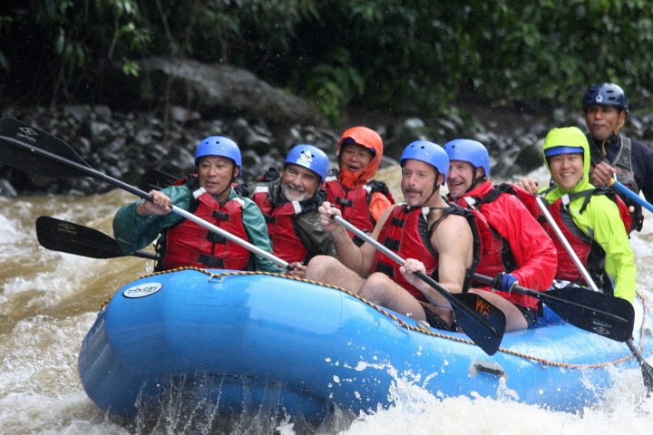 white water rafting costa rica samara arenal 1 day info center 6