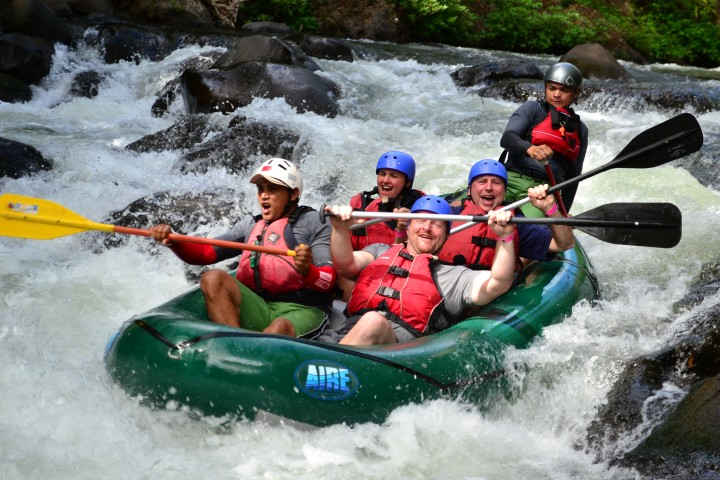 white water rafting costa rica samara arenal 1 day info center 7