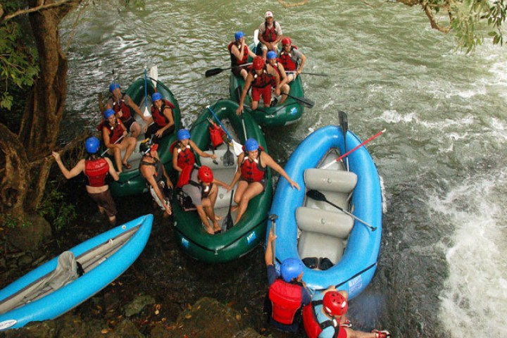 white water rafting costa rica samara arenal 1 day info center 8