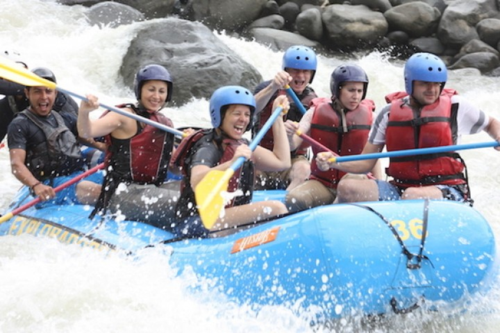 white water rafting costa rica samara arenal 1 day info center 9