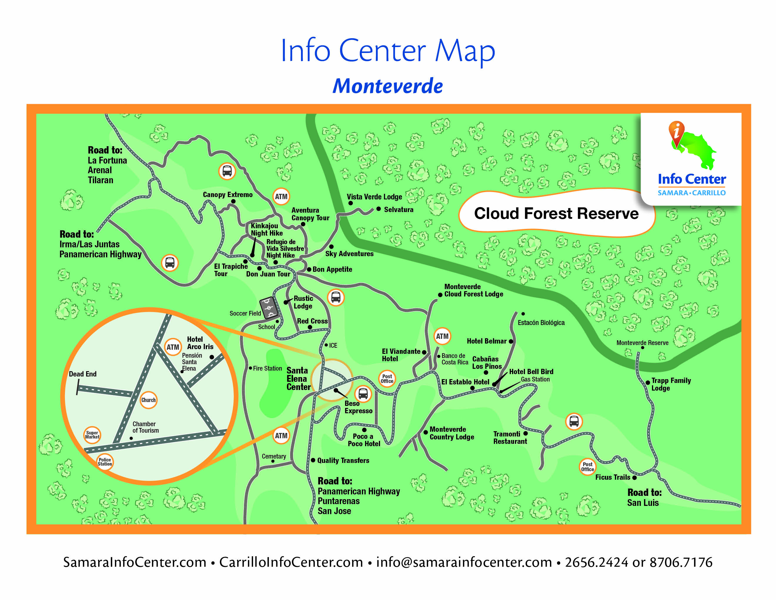 map monteverde feb 2016